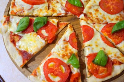 Рецепт смачної піци