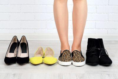 Розтягнення взуття в домашніх умовах