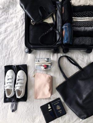 Как компактно сложить чемодан