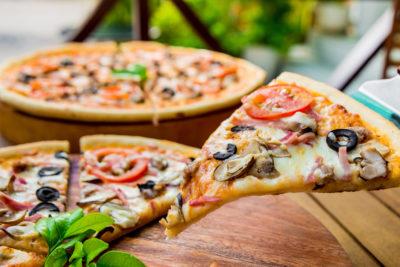 Піца на заготівлі
