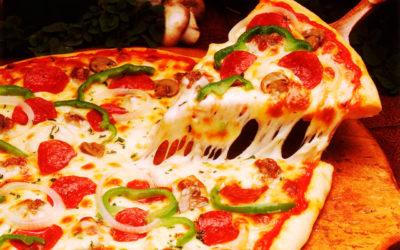 Як приготувати смачну піцу