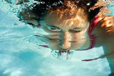 Як правильно плавати: Дихання