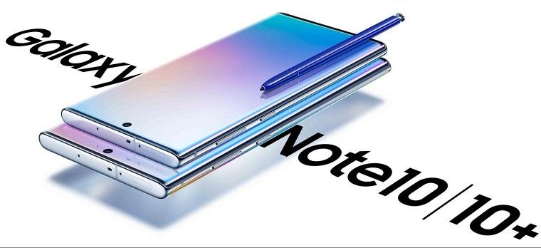 Galaxy Note 10 и другие новинки от Samsung 2