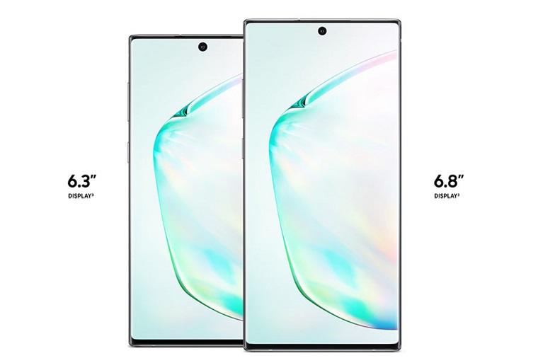 Galaxy Note 10 и другие новинки от Samsung 5