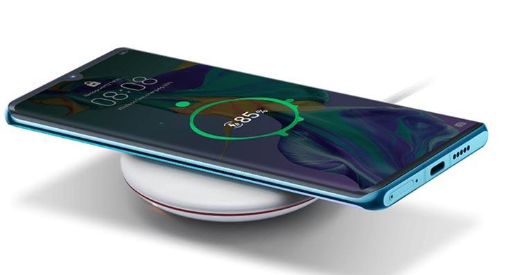 Huawei беспроводная зарядка