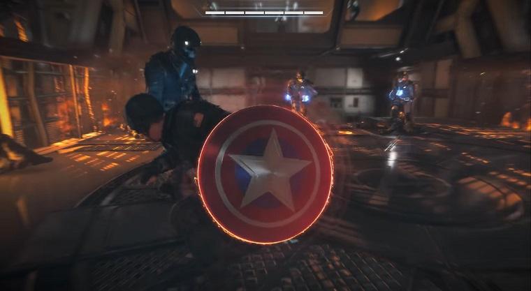 Игра Мстители готовится к выходу и показан геймплей 6