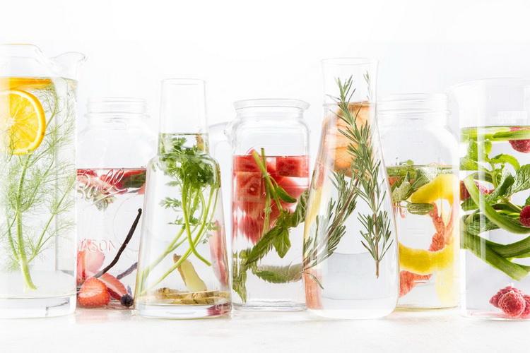 Как сделать питьевую воду вкуснее-идеи