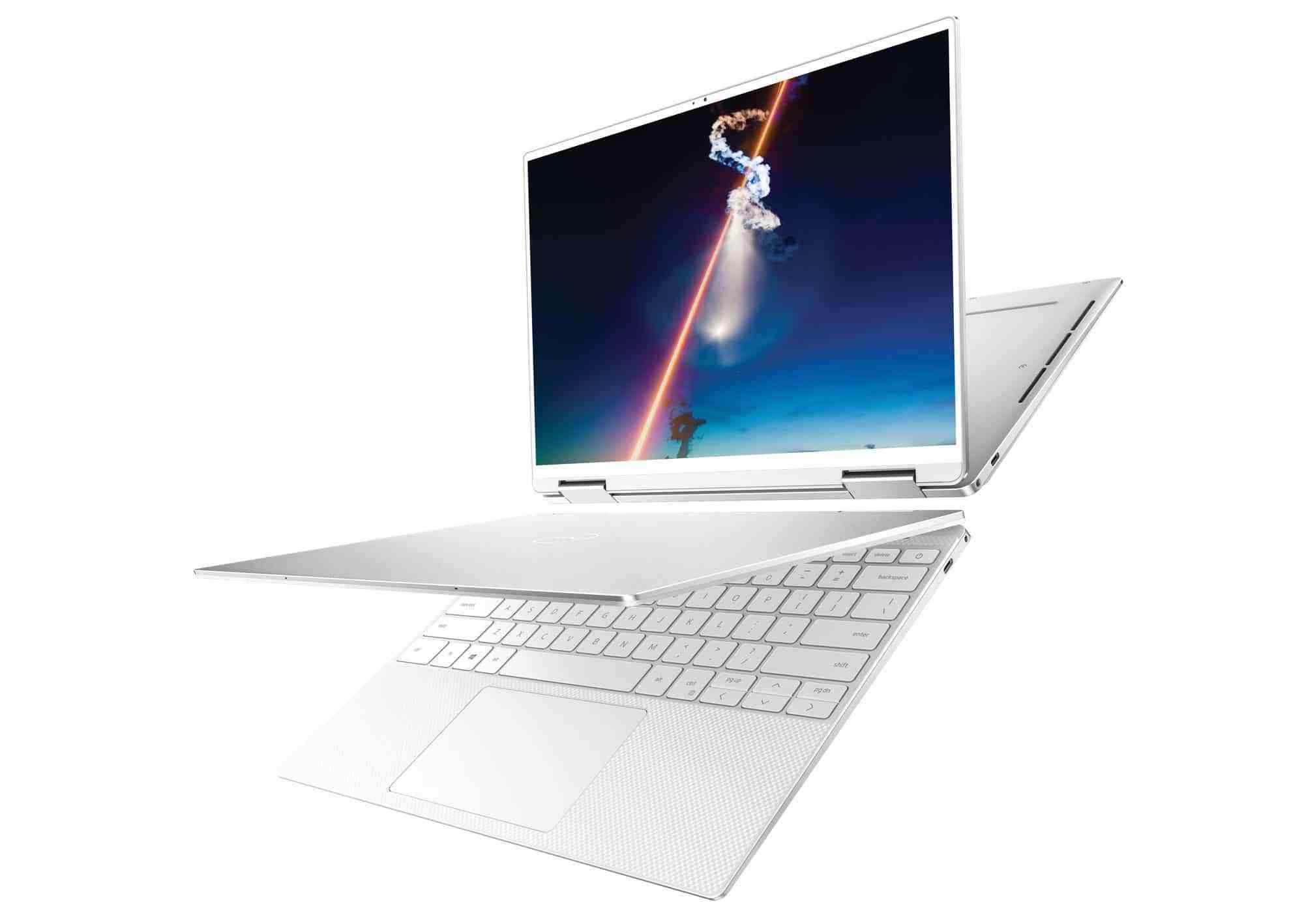 Как выбрать ноутбук - два белых ноутбука