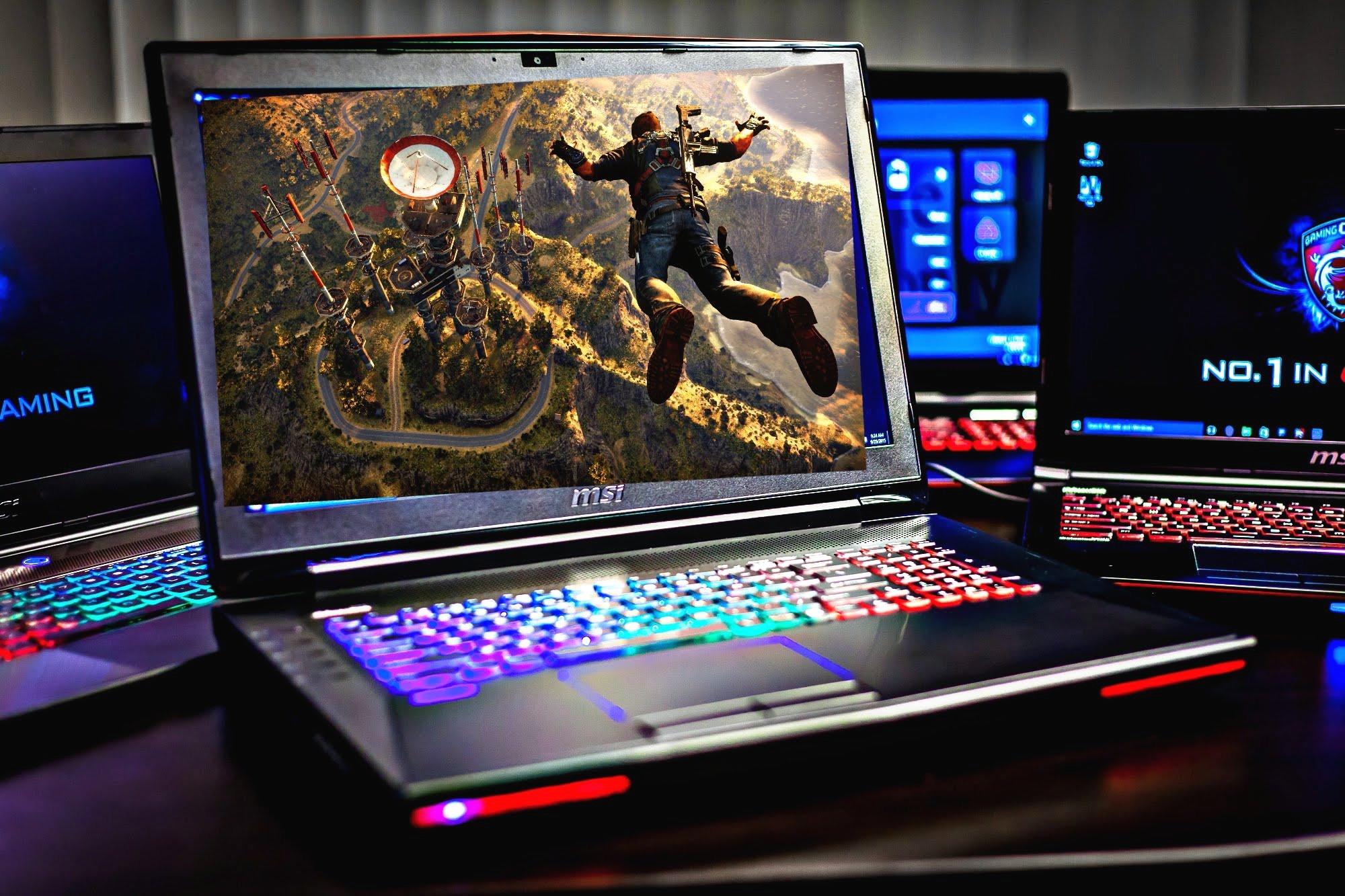 Как выбрать ноутбук - игровой ноутбук