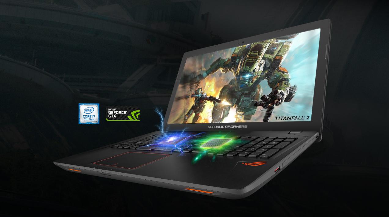 Как выбрать ноутбук - ноутбук с игрой