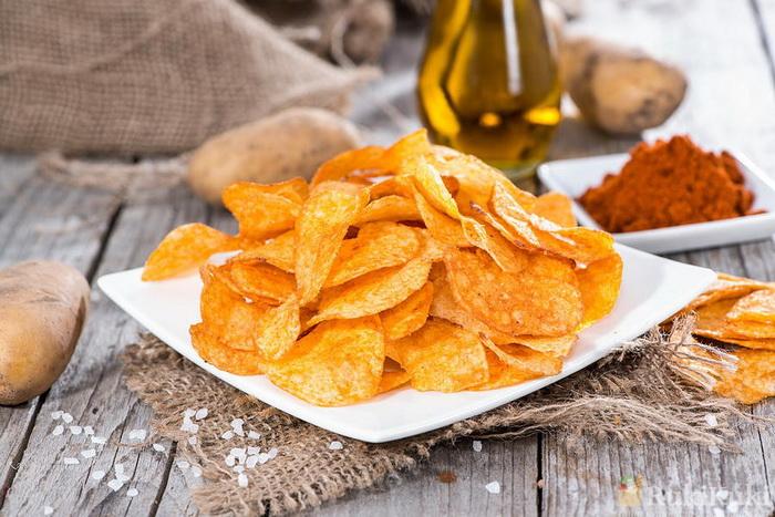 Картофельные чипсы-фото 2
