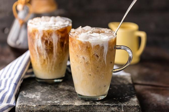 Кофе по-тайски-кофе по-вьетнамски