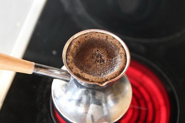 Кофе-в турке