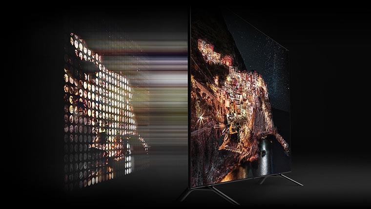 Контрастность телевизора