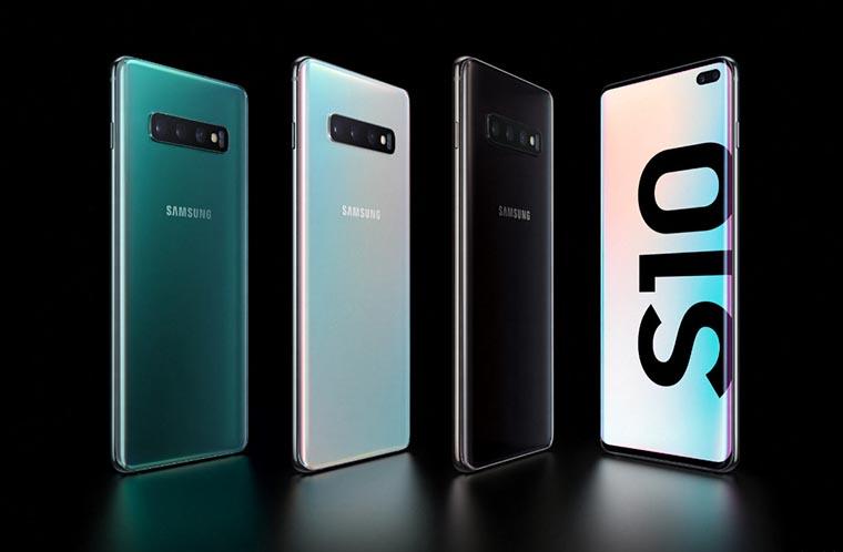Линейка Samsung Galaxy s10 s10+ s10e