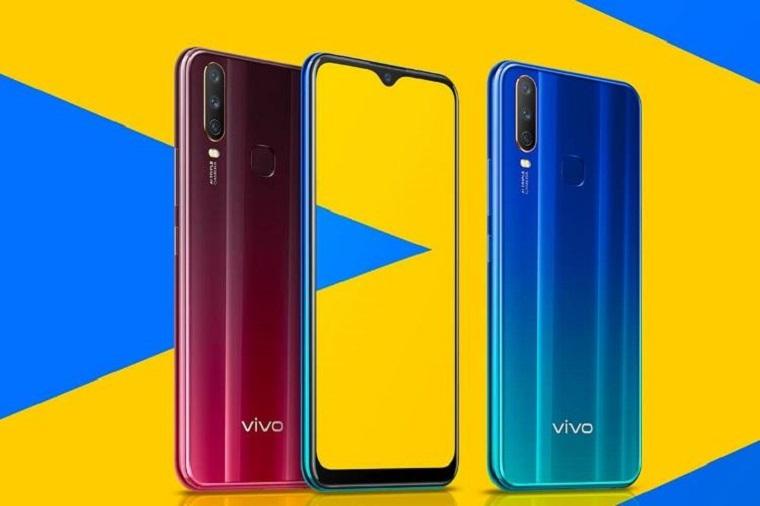 Модели смартфонов VIVO 3