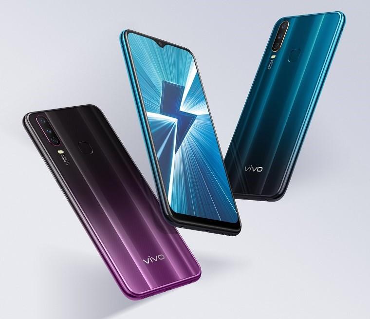 Модели смартфонов VIVO 4