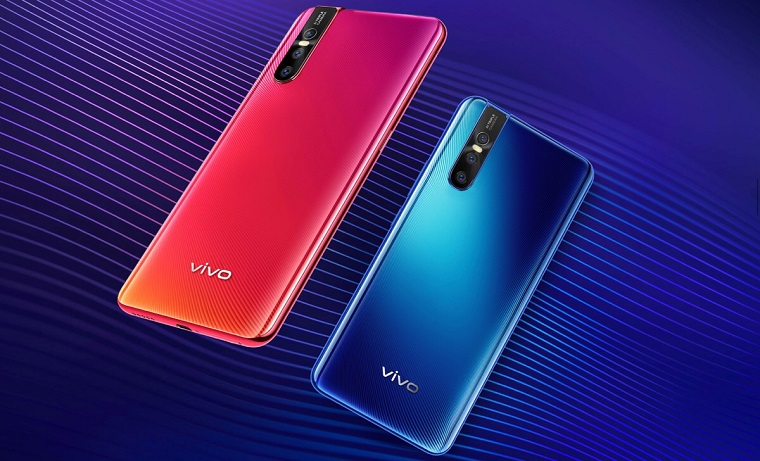 Модели смартфонов VIVO 8