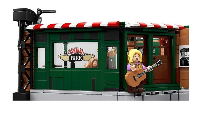Набор LEGO для фанатов сериала Друзья 3