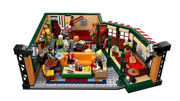 Набор LEGO для фанатов сериала Друзья 5