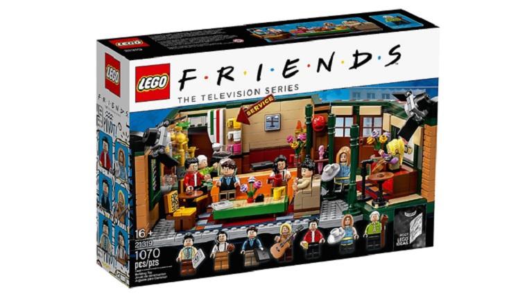 Набор LEGO для фанатов сериала Друзья 6