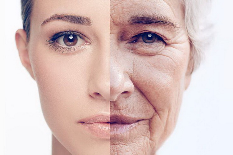 Недосып-старение кожи