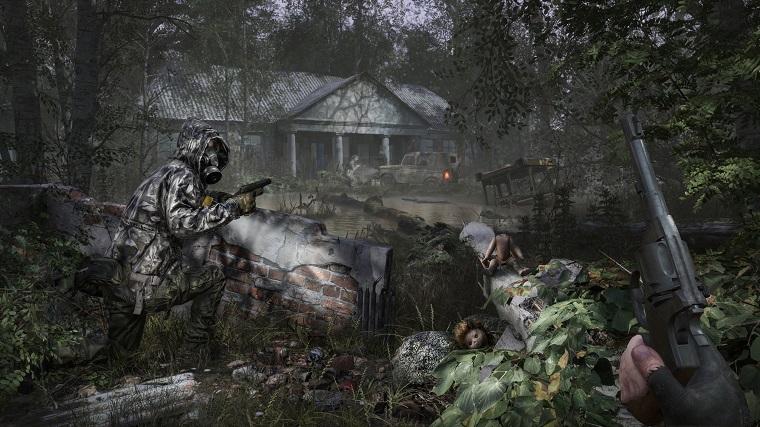Необычная игра о Чернобыле с элементами хоррора 2