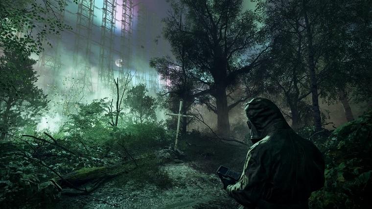 Необычная игра о Чернобыле с элементами хоррора 4