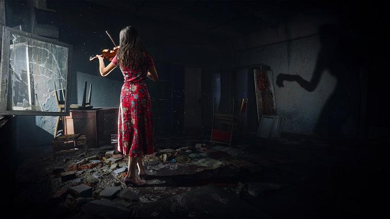 Необычная игра о Чернобыле с элементами хоррора 5