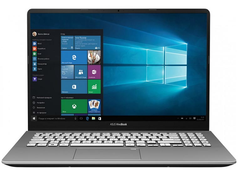 Ноутбук Asus S530UN-BQ292T