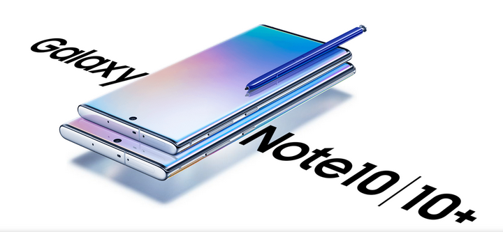 Новинки Samsung Galaxy Note 10-анонс