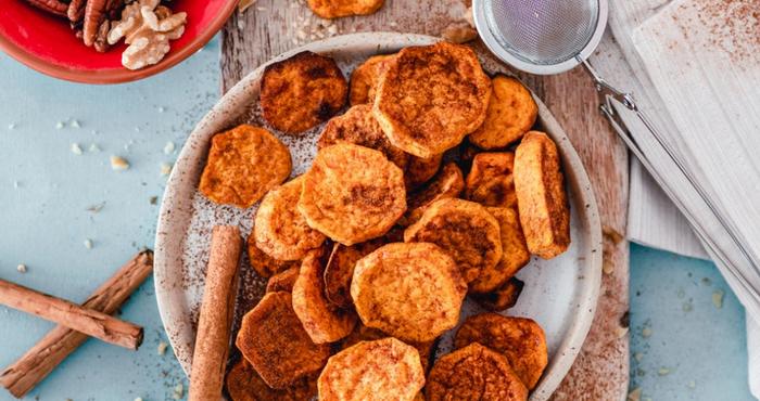 Овощные чипсы-польза