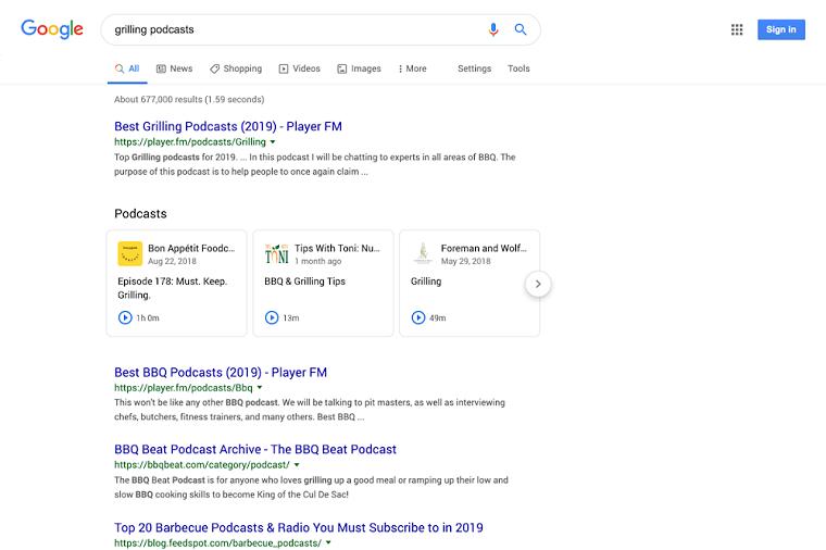 Подкасты в Google теперь найдутся быстрее 2