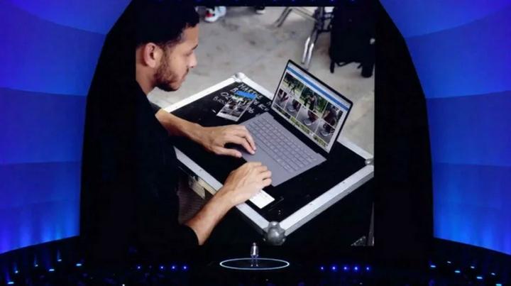 Samsung Galaxy Book S-фото с мероприятия