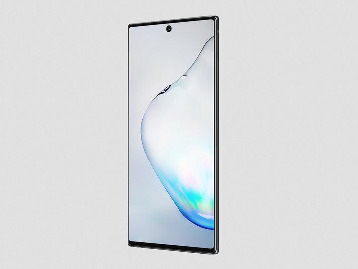 Samsung Galaxy Note 10 Plus-экран фото 2
