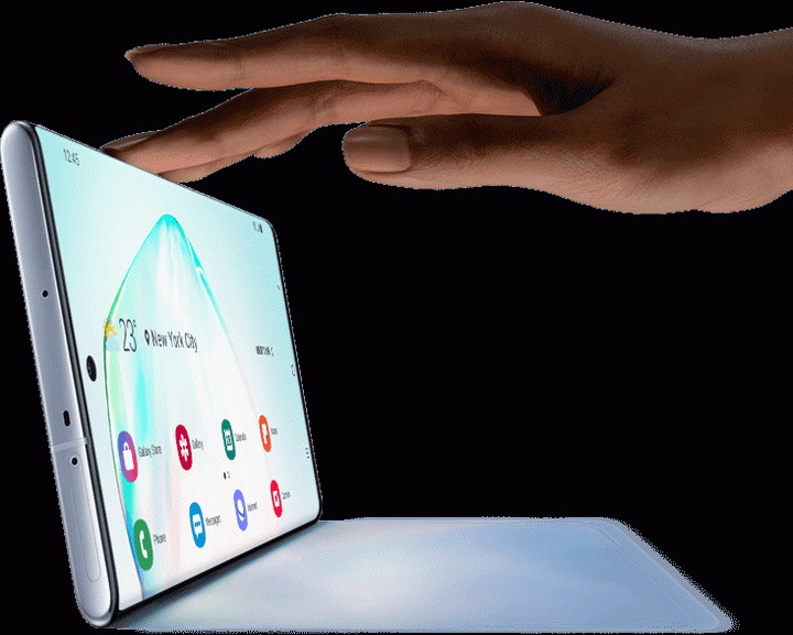 Samsung Galaxy Note 10 Plus-опыт использования