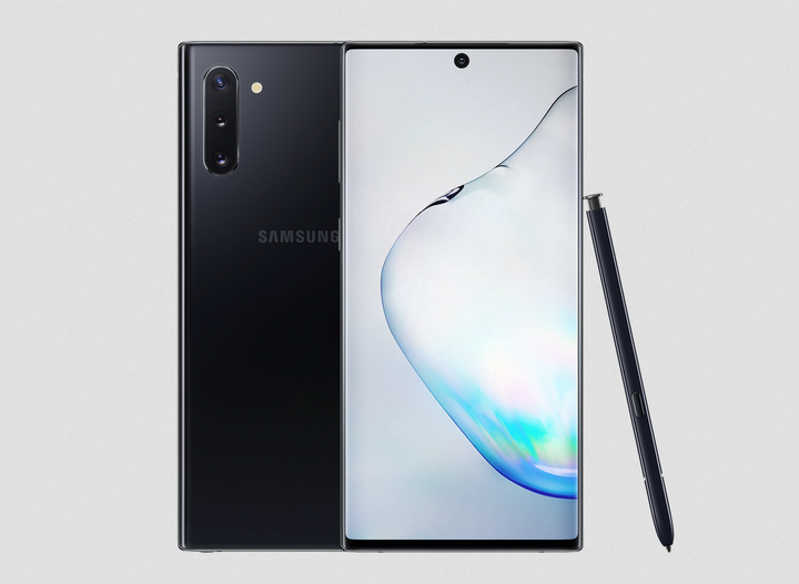 Samsung Galaxy Note 10 Plus-ракурсы фото 1