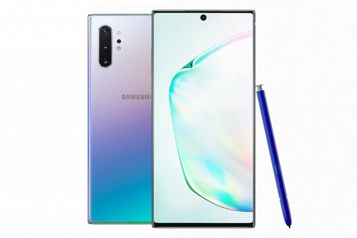 Samsung Galaxy Note 10 Plus-расцветки флагмана