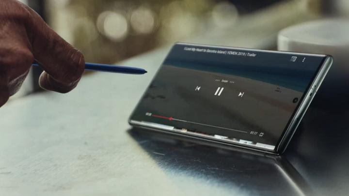 Samsung Galaxy Note 10-S Pen