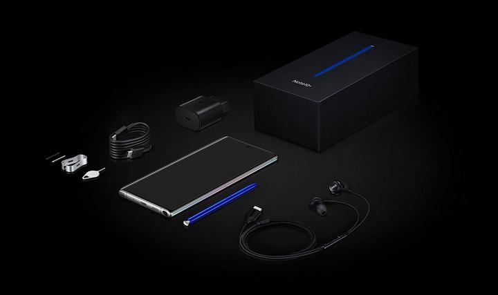 Samsung Galaxy Note 10 and Note 10 Plus-Что в комплекте