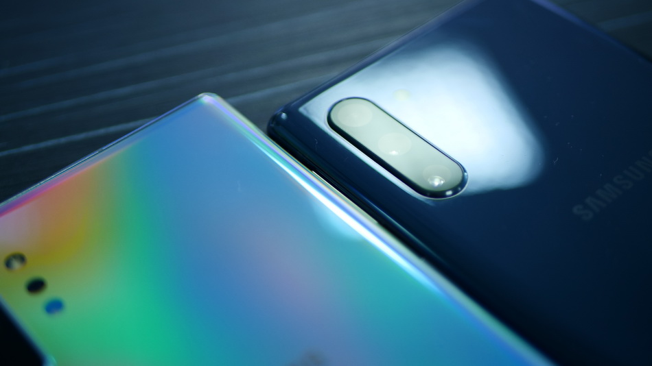 Samsung Galaxy Note 10 and Note 10 Plus-основная камера
