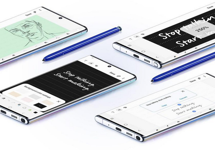 Samsung Galaxy Note 10-стилус S Pen