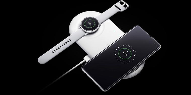 Samsung Galaxy S10+ зарядка