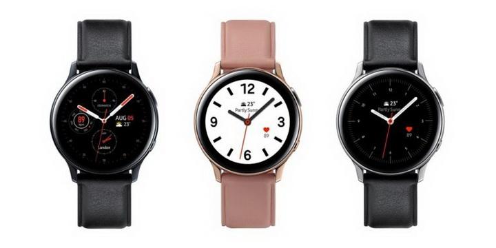 Samsung Galaxy Watch Active 2-SMART-часы дизайн