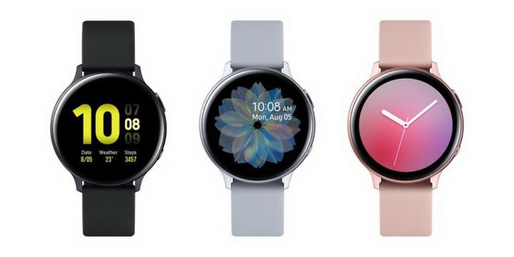 Samsung Galaxy Watch Active 2-SMART-часы