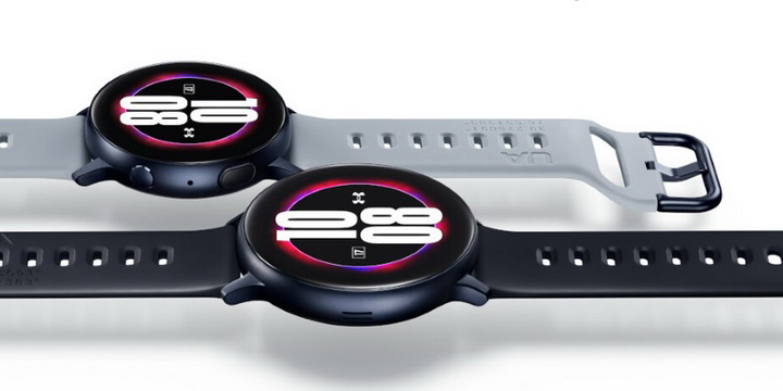 Samsung Galaxy Watch Active2 Under Armour Edition-дизайн