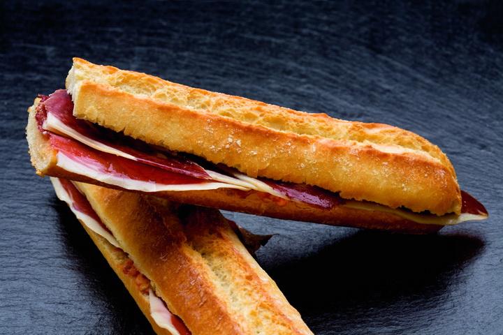 Сэндвич бокадильо-bocadillo