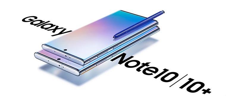 Сравнение смартфонов Note 10 и 10+