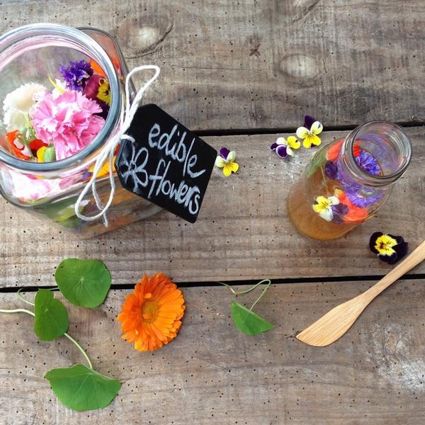 Цветочный бум-яркое лето