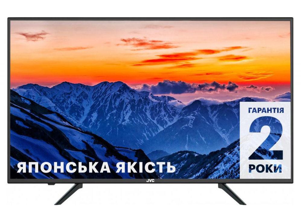 Топ-5 телевизоров до 7000 грн в Comfy - JVC LT24MU380
